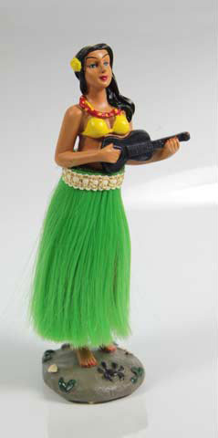 Hula doll award