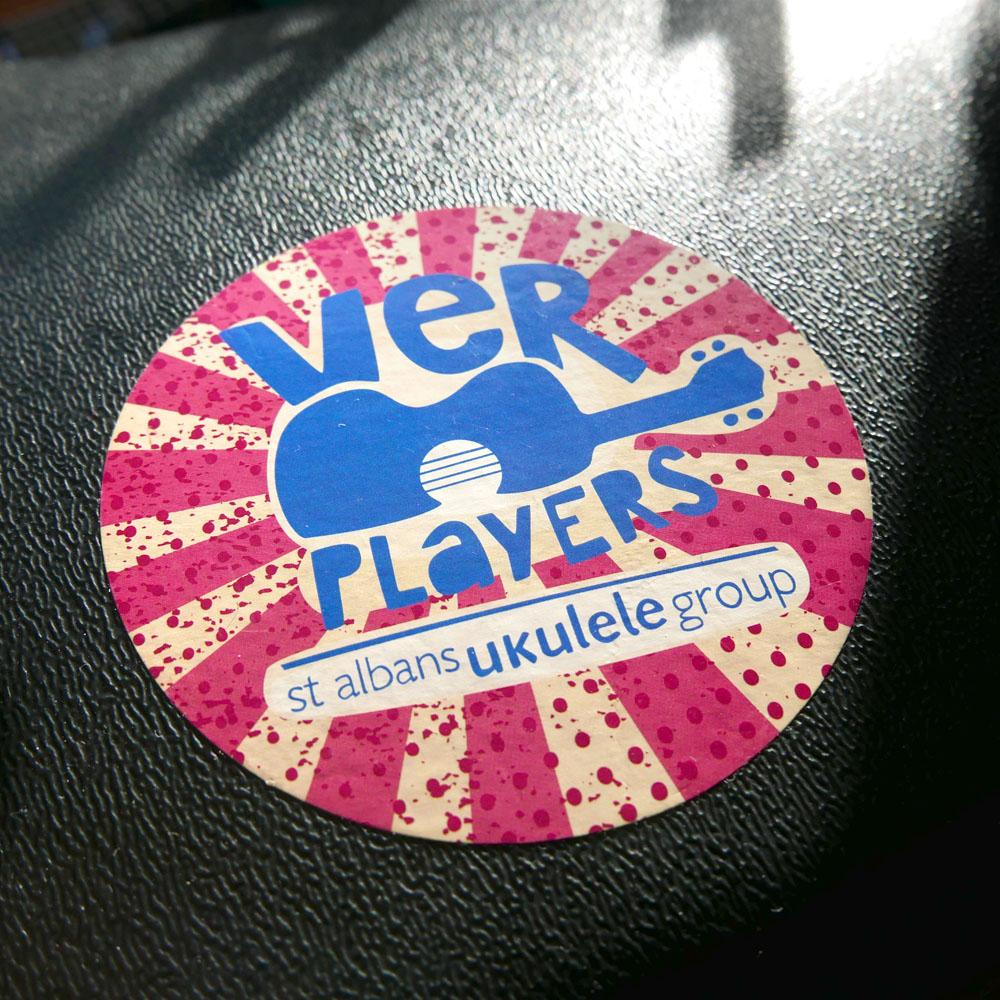 VP sticker